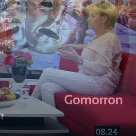 Laila i Gomorron Sverige