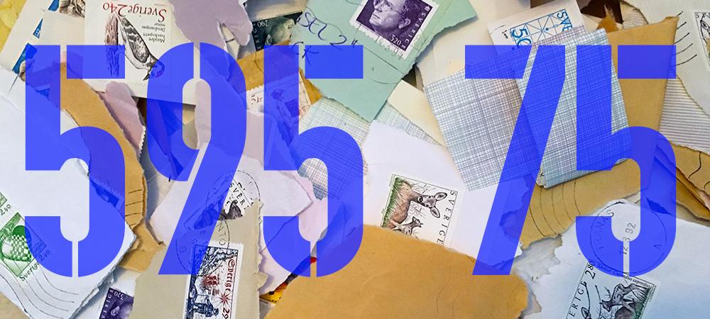 Nytt postnummer – 595 75