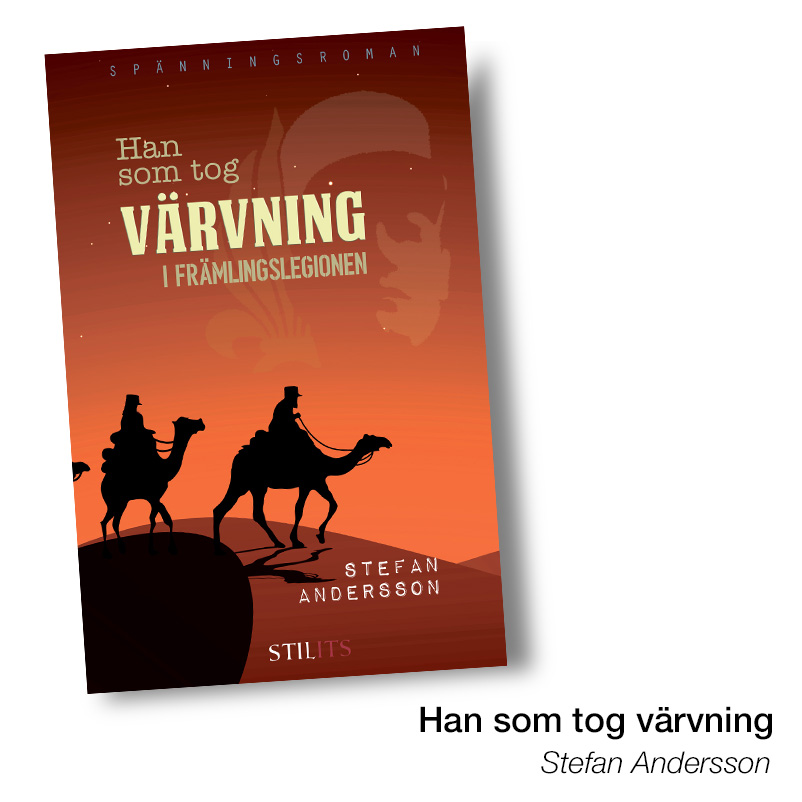Stefan Andersson är tillbaka med en ny spännande bladvändare