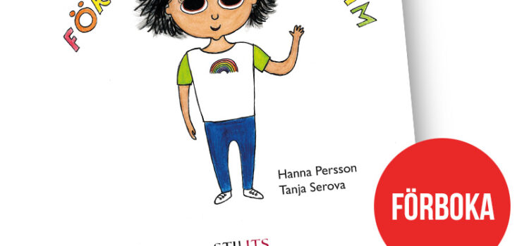 Ny barnbok!<br>– förboka ditt exemplar redan idag